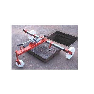 hydraulic-manhole-cover-lifter