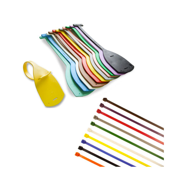 Coloured ID Tags & Cable Ties