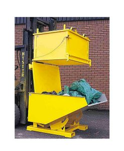 Base Emptying Skips - Stillages