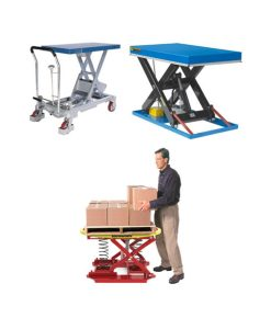 Scissors Lift Tables